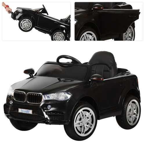 Электромобиль Машина M 3180EBLR-2 черный BAMBI