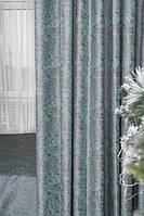 Ткань для пошива штор Мора 16 двустронняя