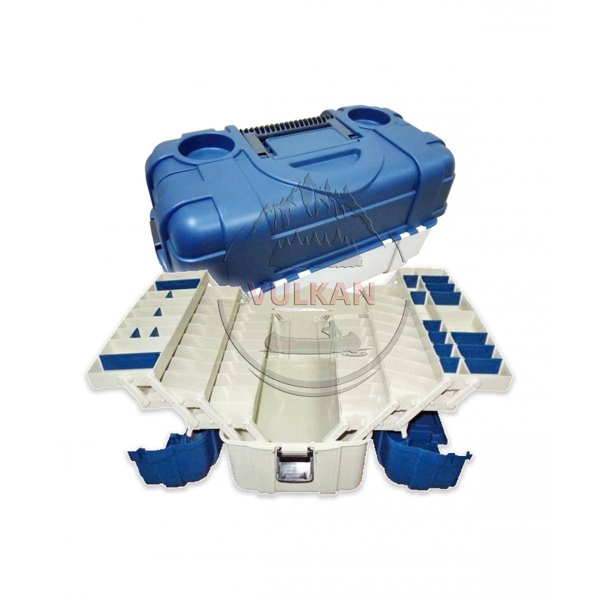 Ящик для зимней рыбалки 6-полочный AQUATECH 2706