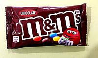 Драже M&M's с молочным шоколадом 45 г, фото 1