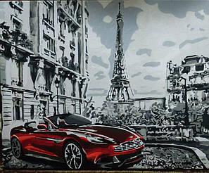 Картина за номерами Парижское утро GX26761 у виконанні Марії Гордій 3