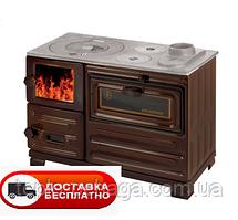 Чугунная печь-кухня на дровах  EК-102F Duval ERENDEMIR