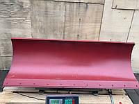 Лопата отвал к мотоблоку 1,2 м ТМ Булат ( для мотоблоков с воздушным и водяным охлаждением)