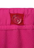 Демисезонные брюки для девочки Softshell Reima Oikotie 522285-4650. Размеры 92 - 140., фото 3