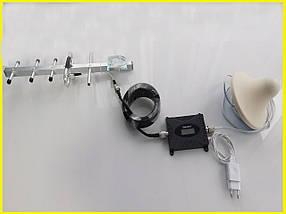 Усилитель Репитер GSM для мобильного ( сотового ) телефона в дом, офис, на дачу Lintratek KW16L-GSM + Подарок, фото 3