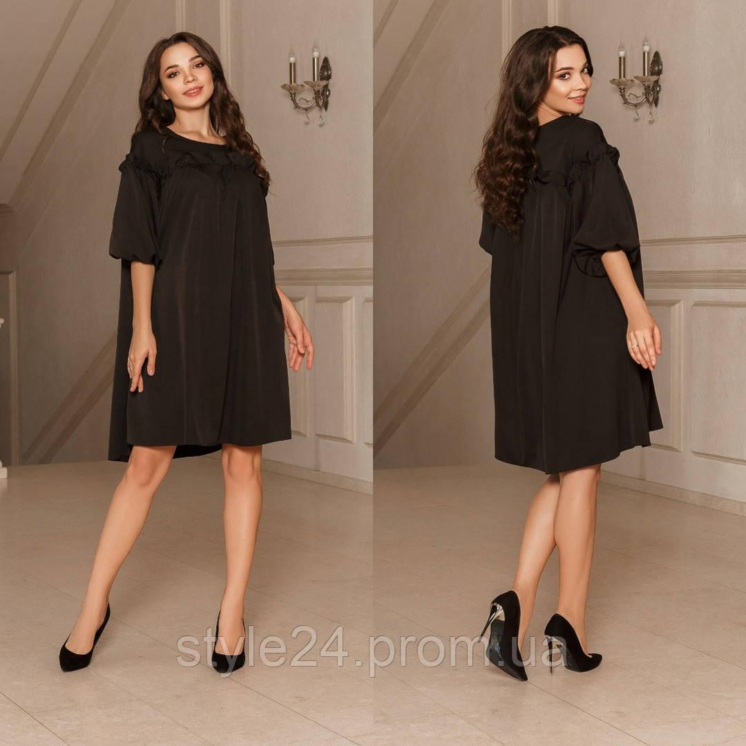 ЖІноче  плаття вільного пошиття , 3 кольори.Р-ри 42-58