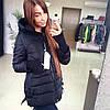 Женская стильная куртка (осень-зима)