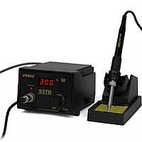 HandsKit 937D паяльная станция c дисплеем, 60Вт, 200-480°С, для контактной пайки стандартных компонентов