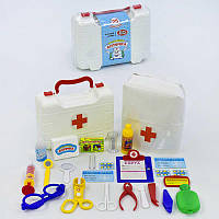 Волшебная аптечка JT Доктор 24 предмета, в чемодане, размер 18х14х7 см - 178801