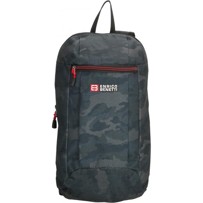 Рюкзак Enrico Benetti STOCKHOLM/Black Eb62079 001