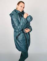 Слингокуртка зимняя Нефрит 3 в 1 For Kids, фото 1