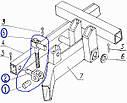 Механизм регулировочный КПС, фото 4