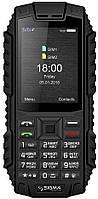 Телефон Sigma mobile X-treme DT68 Black
