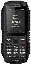Мобільний телефон Sigma mobile X-treme DT68 Black (офіційна гарантія)