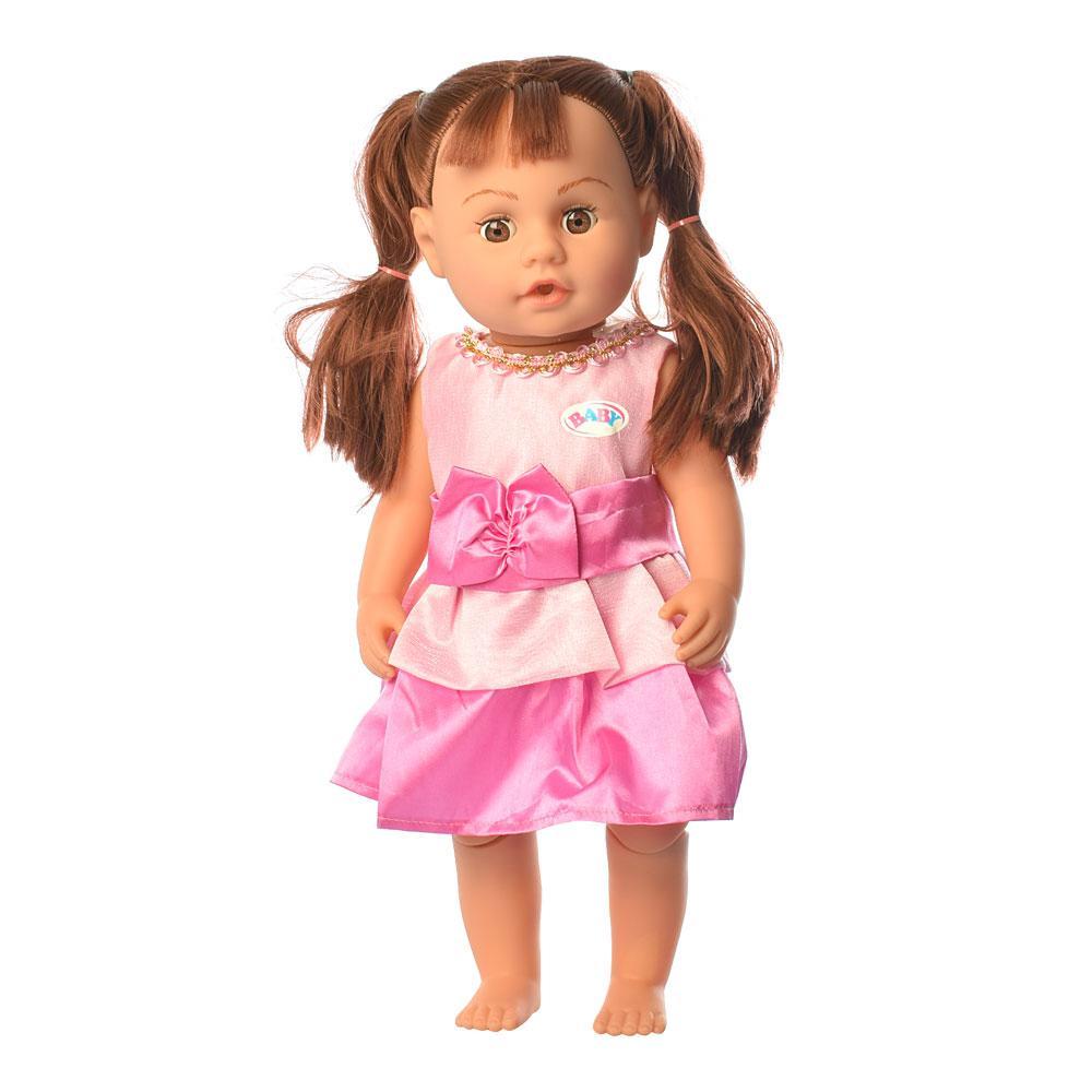 Кукла LimoToy Маленький миленький 915-E интерактивная