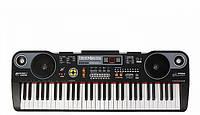 Синтезатор  61 клавиша сеть,микрофон