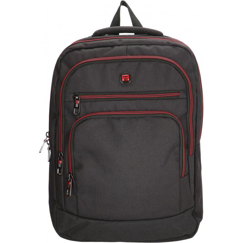 Рюкзак для ноутбука Enrico Benetti OSLO/Black Eb62075 001