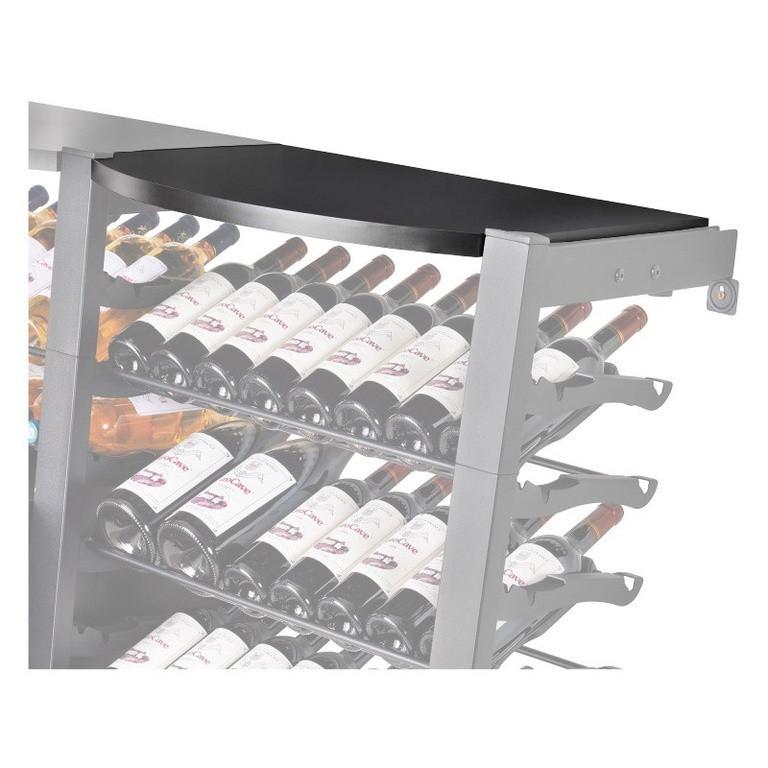Стеллаж для хранения вина Eurocave OMS2 Завершающая верхняя конструкция.
