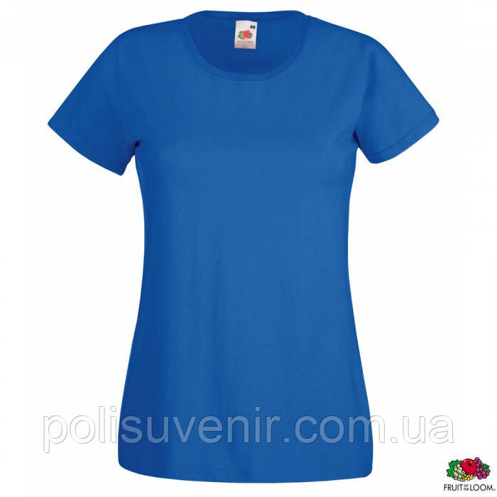 Жіноча футболка Lady-Fit Valueweight-T