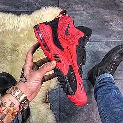 Мужские кроссовки в стиле Nike Air Max Speed Turf Red ( в стиле найк )