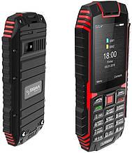 Мобільний телефон Sigma mobile X-treme DT68 Black-Red (офіційна гарантія)