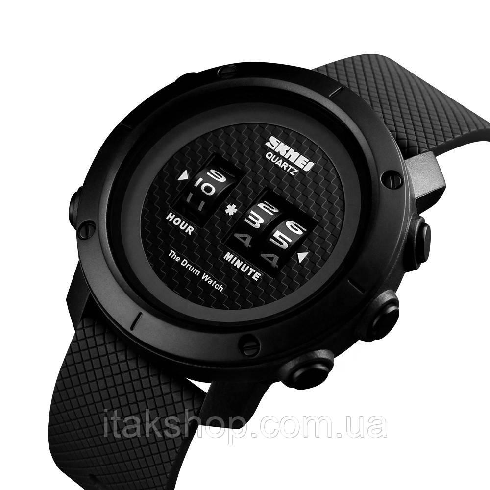 Cпортивные часы Skmei Drum 1486 Черные