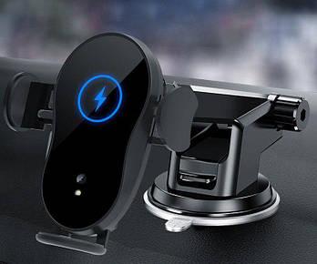 Мощный Автомобильный держатель телефона с беспроводной зарядкой Dfc 3 в 1 15w Charger