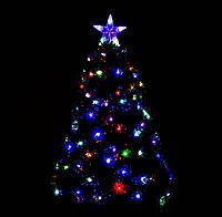 Искусственная ёлка светящаяся  90см, 80 веток С 29333, фото 1