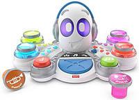 Оригинальная детская музыкальная игрушка Роктопус Фишер Прайс Fisher-Price Think & Learn Rocktopus FXW98