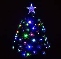 Искусственная ёлка светящаяся  60см, 55 веток С 29332, фото 1