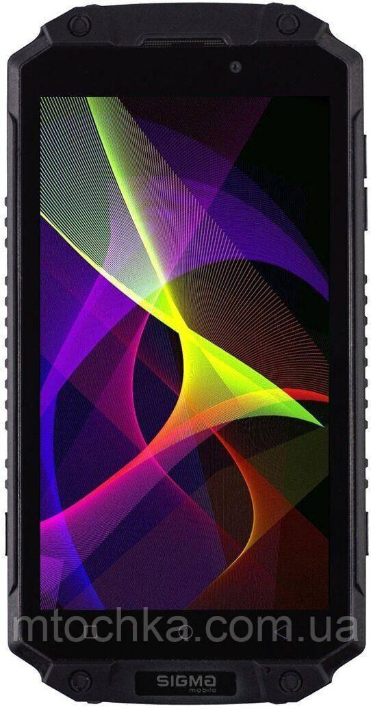 Смартфон Sigma mobile X-treme PQ39 MAX black (официальная гарантия)