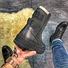 "Puma By Rihanna Chelsea Sneakers Boot ""BLACK"", фото 4"