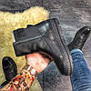 "Puma By Rihanna Chelsea Sneakers Boot ""BLACK"", фото 6"