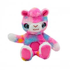 Мягкая игрушка-повторюшка BIGIGGLES - ЛАМА (звук) BG31022-5008
