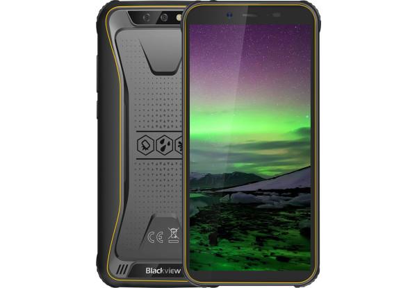 Blackview BV5500 Pro Yellow 3/16Gb EU