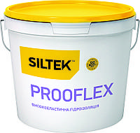 Prooflex Високоеластична Однокомпонентна Гідроізоляція Siltek 7,5кг