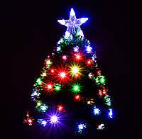 Искусственная ёлка светящаяся  65 см, 52 веточки 0755, фото 1