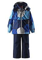 Зимний комплект для мальчика Reimatec Hamara 523127-6502. Размеры 92 - 140.