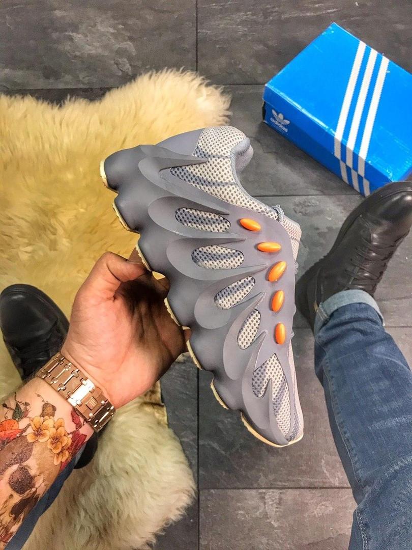 Мужские кроссовки в стиле Adidas Yeezy Boost 451 Blue ( в стиле адидас)