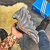 Мужские кроссовки в стиле Adidas Yeezy Boost 451 Blue ( в стиле адидас), фото 5