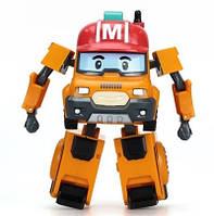 Трансформер Robocar Poli Марк 10 см, фото 1