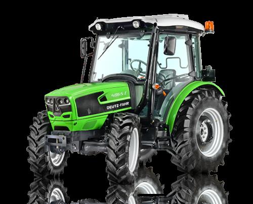 Трактор 4E Deutz-Fahr
