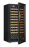 Винный шкаф EuroCave V-Pure-M Стеклянная дверь Full glass, цвет - черный, максимальная комплектация, фото 1