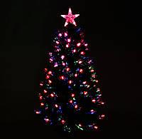 Искусственная ёлка светящаяся  90см, 80 веток С 29326, фото 1