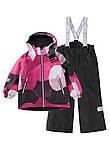 Зимний комплект для девочки Reimatec Hamara 523127-4656. Размеры 104 - 140., фото 4