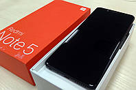 Xiaomi Redmi Note 5 3/32GB Black Global Version original Гарантия 3 мес.