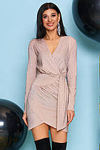 Женское праздничное платье из люрекса (Натали jd), фото 2