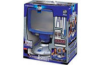 Мікроскоп дитячий 80 кратний з великим екраном
