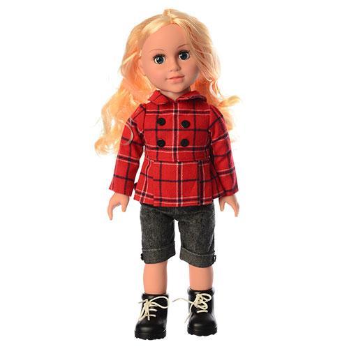 Кукла Defa Lucy 5501 большая интерактивная