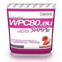 OSTROVIT WPC 80.eu Shape 450g. Уникальное сочетание высокого качества белка молочной сыворотки